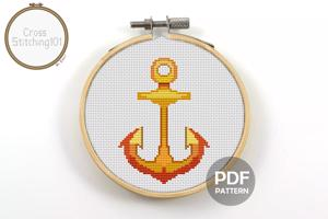 Anchor Cross Stitch PDF